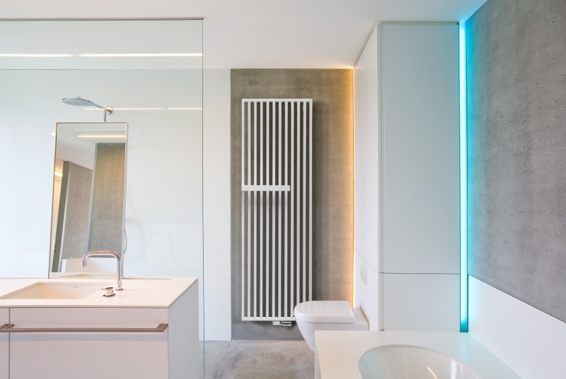 Choosing designer radiators for the bathroom: the complete guide