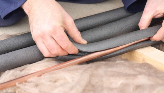 Should you insulate your heating pipes? (Yes!)