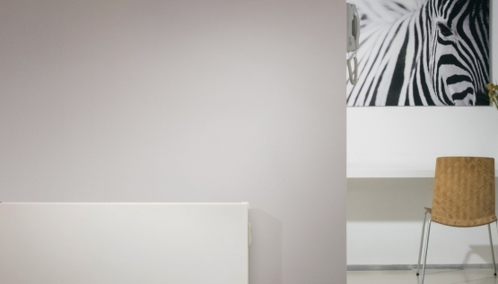 Discover the E-panel, the most stylish electric radiator on the market