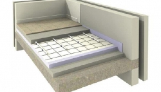 Underfloor heating: why choose a dry system?