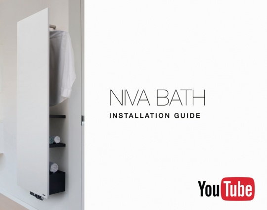 Vasco Niva Bath Installation Video