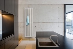 Designer Radiators: Double Benefit In Your Kitchen Interior